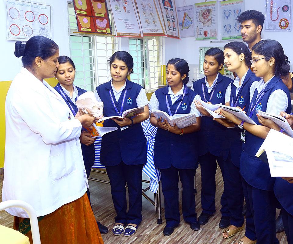 Top Nursing colleges